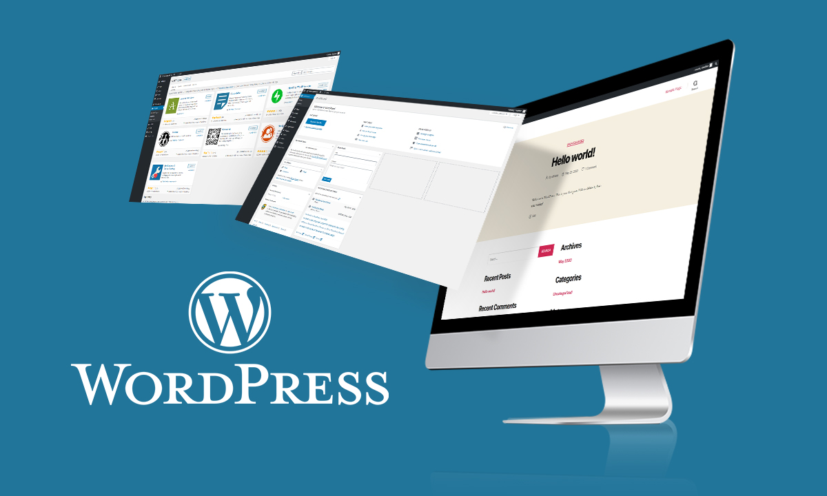 Wordpress-Konzept